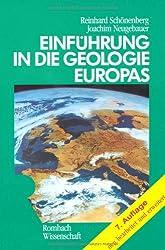 Einführung in die Geologie Europas