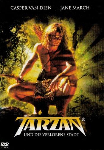 Bild von Tarzan und die verlorene Stadt