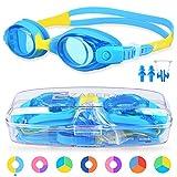 ZABERT Schwimmbrille für Kinder