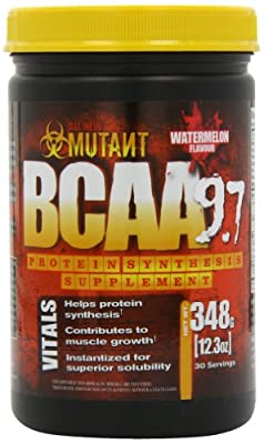 Mutant 348g BCAA 9.7 Watermelon by Mutant