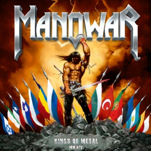 Kings Of Metal (Mmxiv - Silver...