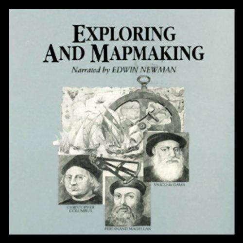 Exploring and Mapmaking  Audiolibri