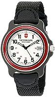 Victorinox para hombre 249087XL original negro reloj de acero inoxidable de Victorinox MFG