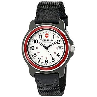 Victorinox Reloj para Unisex Niños de Cuarzo 249087
