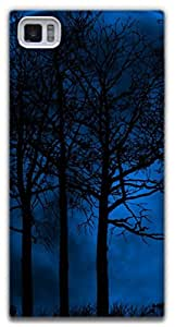 The Racoon Grip forest hard plastic printed back case / cover for Xiaomi Mi3
