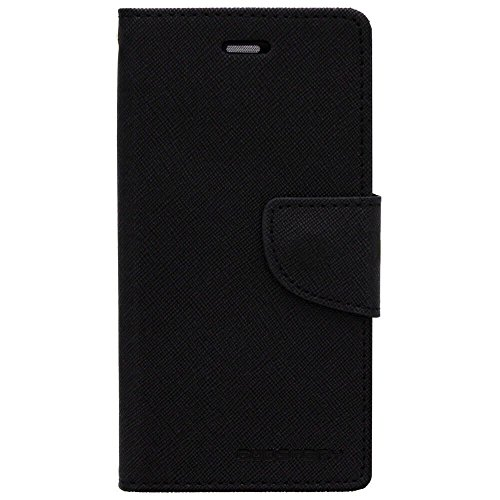Alphin Royal Dairy Style Flip Cover For Gionee Elife E5 (INK BLACK)  available at amazon for Rs.197