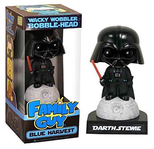 Preisvergleich Produktbild Star Wars/Family Guy BLUE HARVEST DARTH STEWIE mit Maske PVC Wackelkopf 13cm - exklusive limitierte Serie