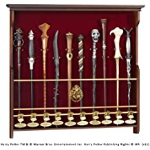 Noble Collection Harry Potter Ten Character Wand Display Wands Not Included