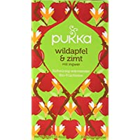 Pukka BIO Tee Wildapfel & Zimt, 20 Beutel