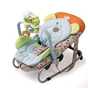 Chicco - 05060877490000 - Puériculture - Transat Chicco Dreams Candy