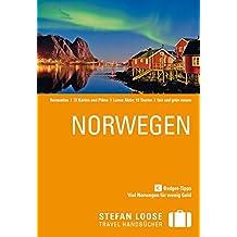 Stefan Loose Reiseführer Norwegen: mit Reiseatlas