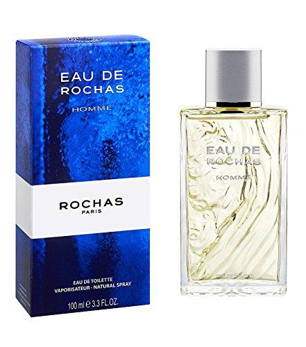 Rochas Eau De Rochas Homme Agua de Tocador - 100 ml (precio: €)