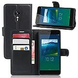 Apanphy ZUK Z2 Pro Hülle, Brieftasche mit Standfunktion