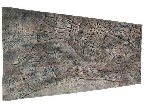 3D Aquarium Rückwand 100x60 Aquariumrückwand Dünn