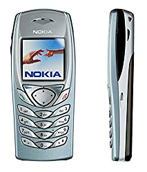 Nokia 6100 Mobile - Light Blue Color, Genuine Product