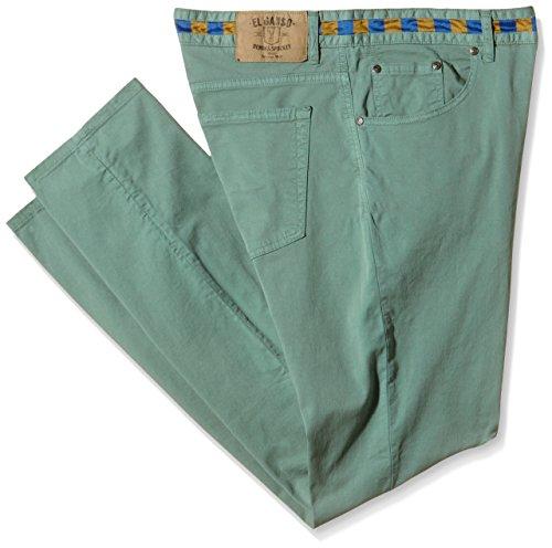 El Ganso 1020s160006, Pantalon Homme L'eau verte