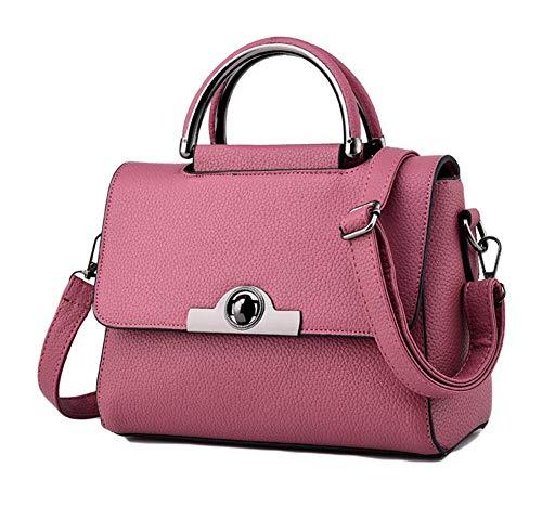Oyccen Damen Handtaschen Elegante Tasche Messenger Umhängetaschen Henkeltasche mit Abnehmbarem ()