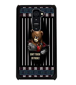 PrintDhaba Quote D-4273 Back Case Cover for LG G2 (Multi-Coloured)