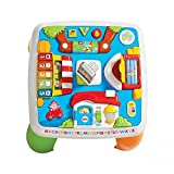 #10: Fisher Price Laugh and Learn Around the Town Learning Table, Multi Color