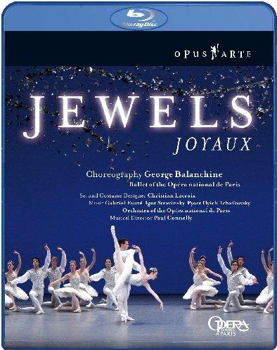 Jewels - Joyaux [Blu-ray] (Ballett Französische Kostüme)