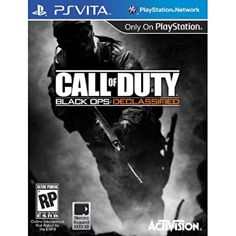 Call Of Duty: Black Ops Declassified [Importación italiana]
