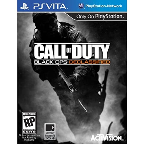 Call of Duty : Black Ops Declassified [import italien]