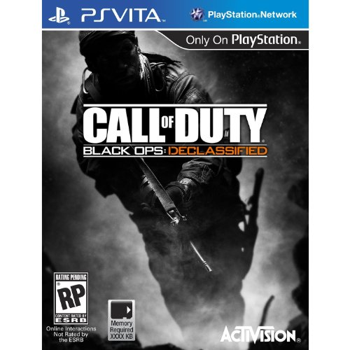 Call Of Duty: Black Ops Declassified [Importación italiana]