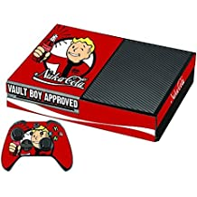 Fall Out 4 Vault Boy Premium Designer Limited Edition Xbox One Skin + 2 Free Xbox One Controller Skins by Hottopskins