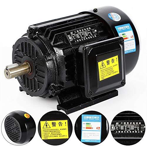 Motore trifase 3 fasi motore elettrico 2800U / min motore compressore asincrono 380V / 1500W