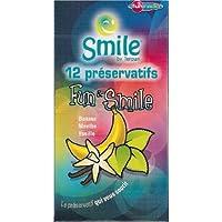 Fun & Smile MatchBox 12 leckere Kondome mit Fruchtgeschmack preisvergleich bei billige-tabletten.eu