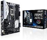 ASUS LGA 1151 PRIME Z270-A Intel ATX Motherboard - Black