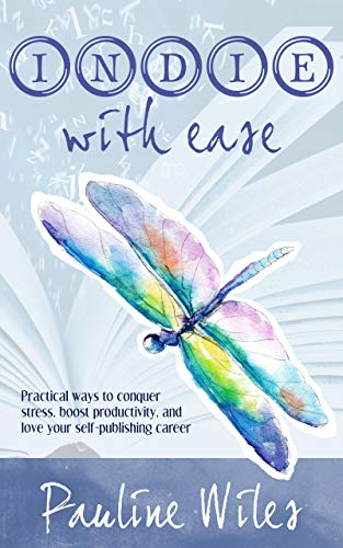 Indie with Ease by Pauline Wiles aims to improve your mindset and get your writing moving. Click here for a full review of the book.