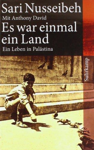 Buchseite und Rezensionen zu 'Es war einmal ein Land. Ein Leben in Palästina' von Sari Nusseibeh
