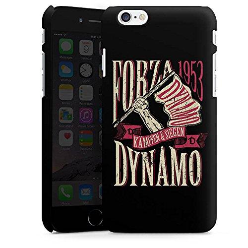 Apple iPhone X Silikon Hülle Case Schutzhülle dynamo dresden Spruch Fanartikel Premium Case matt