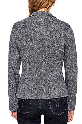 ESPRIT Damen Blazer Grau (Medium Grey 5 039)