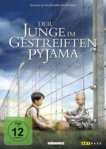 Coverbild: Der Junge im gestreiften Pyjama
