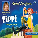Heike Makatsch liest Astrid Lindgren Geschichten von Pippi Langstrumpf Gesamtausgabe (9 CD)