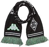 Kappa Herren Bmg Fan Scarf Schal, 005 Black, One Size