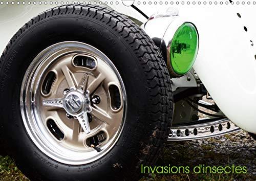 Invasion d'insectes (Calendrier mural 2020 DIN A3 horizontal): Un calendrier pour les passionnés de la Coccinelle de Volkswagen (Calendrier mensuel, 14 Pages ) (Calvendo Mobilite) (Horizontale Motoren Racing)