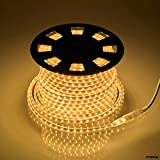 Puffin LED Strip Light Waterproof Roll 20 Meter (120 Led/Mtr) Warm White