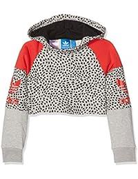 Adidas YWF Crew à capuche pour fille