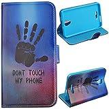 Voguecase® für Alcatel One Touch Pop 4 Plus