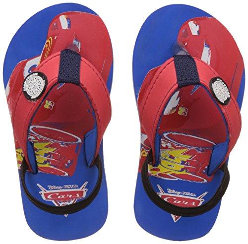 Cars Boy's Blue Flip-Flops and House Slippers - 9 Kids UK/India (27 EU)