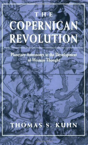 The Copernican Revolution: Planetary Astronomy in the Development of Western Thought by Thomas S. Kuhn published by Harvard University Press (1992)