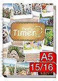Chäff Family-Timer 2016 - Der Familien-Planer! 18 Monate bis Dez 2016