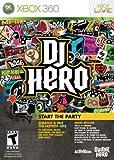 DJ Hero - Game Only (Xbox 360)