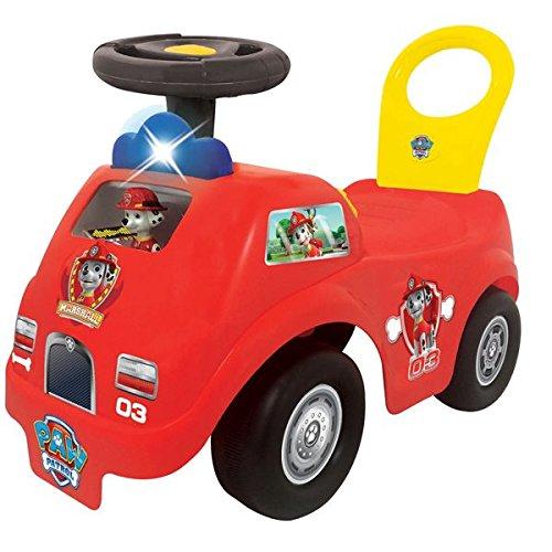 AK Sport 0706142–Paw Patrol Marshall coche de bomberos