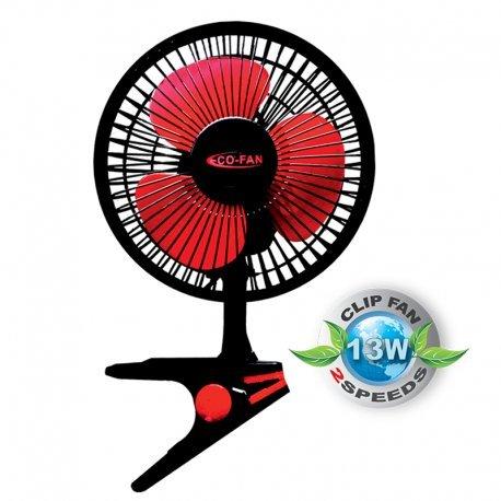 Ventilateur Clip Fan 15cm - 2 vitesses