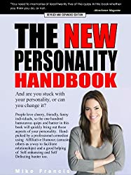 The New Personality Handbook; Instant Personality Change.