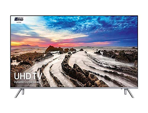 Samsung UE75MU7000T Smart TV LED Ultra HD 4K, 75'', Wi-Fi,  3840 x 2160 Pixels, Grigio